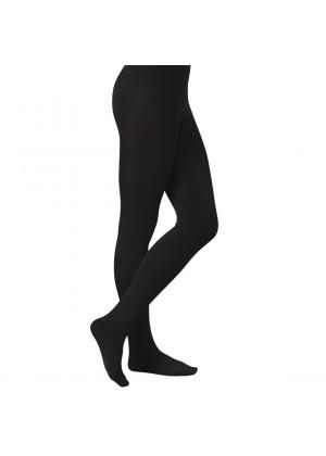 Damen Thermostrumpfhose schwarz