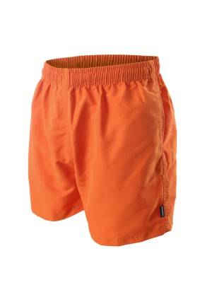 OAHOO Herren Badeshorts Burnt Orange