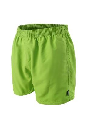 OAHOO Herren Badeshorts Lime Green