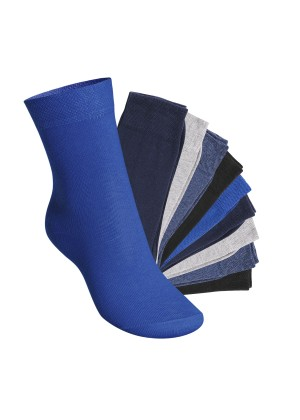 Footstar Kinder Socken (10 Paar) - Everyday! - Jeanstöne