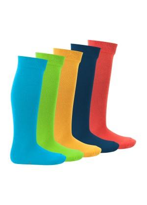 Footstar Kinder Kniestrümpfe (5 Paar) - Everyday! - Trendfarben
