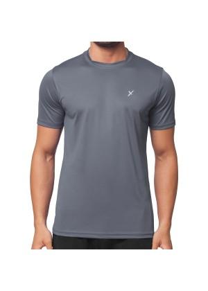 CFLEX Men Sportswear Collection Quickdry Shirt & Hemd - grau