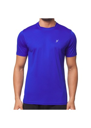 CFLEX Men Sportswear Collection Quickdry Shirt & Hemd - royal