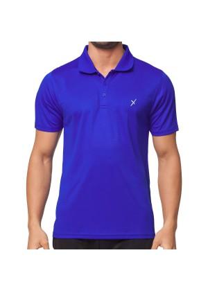 CFLEX Men Sportswear Collection - Herren Polo Shirt - Royal Blau