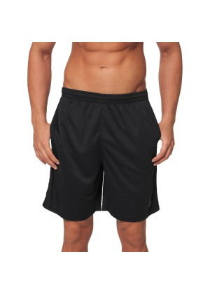 CFLEX Herren Sport Shorts Fitness kurze Hose Sportswear Collection - Schwarz