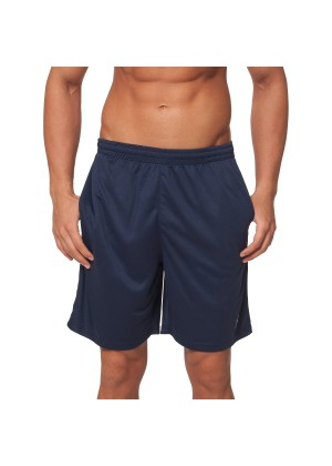 CFLEX Men Sportswear Collection - Herren Fitness Quickdry Shorts Navy Blau