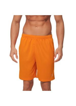 CFLEX Herren Sport Shorts Fitness kurze Hose Sportswear Collection - Orange