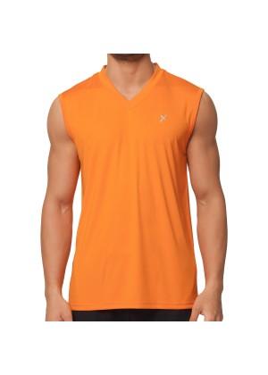 CFLEX Men Sportswear Collection - Muscle-Shirt Orange