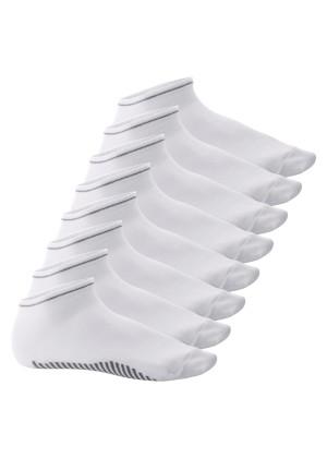 8 Paar Herren Sneaker Socken Smart Walk - weiß