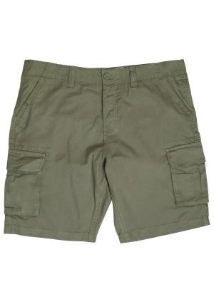 Original Gomati Urban Style Herren Cargo Short - Olive- W32-40