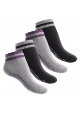 4 Paar Yoga & Wellness Socken - Variante 1