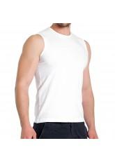 3er Pack Herren Sleeveless Fit T-Shirt Celodoro Exclusive Weiss