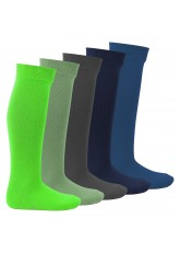 Footstar Kinder Kniestrümpfe (5 Paar) - Everyday! - Cool Colours
