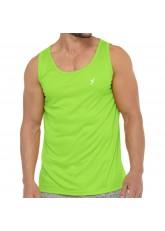 CFLEX Herren Sport Shirt Fitness Tanktop Sportswear Collection - Electric Green