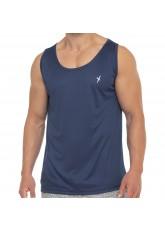 CFLEX Herren Sport Shirt Fitness Tanktop Sportswear Collection - Navy