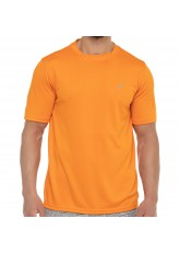 CFLEX Herren Sport Shirt Fitness T-Shirt piqué Sportswear Collection - Orange