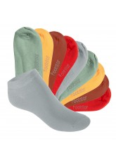 10 Paar SNEAK IT! KIDS Kinder Sneaker Socken für Mädchen & Jungen - Urban Camouflage