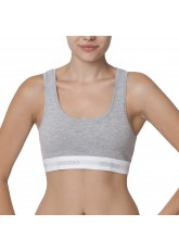 Celodoro Lady Underwear - Damen Bustier - Grau