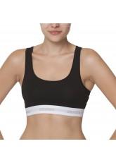 Celodoro Lady Underwear - Damen Bustier - Schwarz