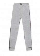 CFLEX Kinder Ski- & Thermohose - warme Unterwäsche lang POLARDRY - Hellgrau