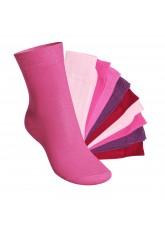 10 Paar EVERYDAY! KIDS Kinder Socken für Mädchen & Jungen Berrytöne
