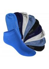 10 Paar SNEAK IT! KIDS Kinder Sneaker Socken für Mädchen & Jungen Jeanstöne