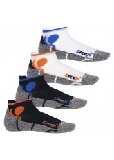 4 Paar Original CFLEX Lauf-Sneakersocken All Colours