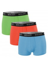 3er Pack Gomati Cotton Pants Caribbean