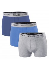 3er Pack Gomati Cotton Pants City