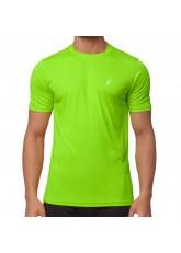 CFLEX Men Sportswear Collection Quickdry Shirt & Hemd - Electric Green
