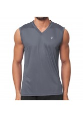 CFLEX Men Sportswear Collection - Muscle-Shirt Grau