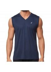 CFLEX Men Sportswear Collection - Muscle-Shirt Navy