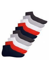 10 Paar SNEAK IT! Unisex Kurzschaft - Socken - Metropolis