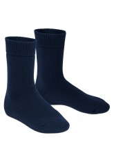 1 Paar Extra Thermo Winter Socken navy