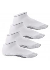 4 Paar Herren Sneaker Socken Smart Walk weiss