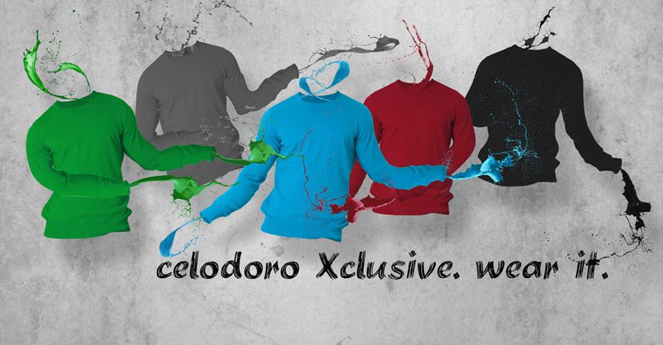 Celodoro Xclusive - Exklusive Wäsche und Unterwäsche für Dich!